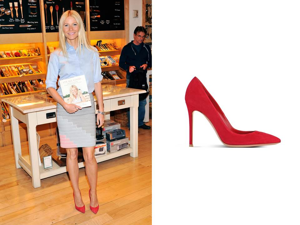 Gwyneth Paltrow April 9, 2013